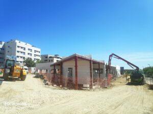 Construcción de la Escuela Infantil Buenavista