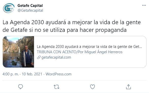 getafe capital